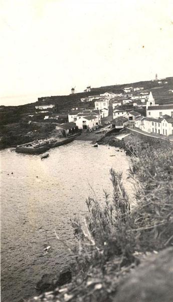 Porto baleeiro de Santa Cruz das Ribeiras. Ilha do Pico