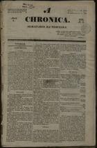 A Chronica, 1831-1832
