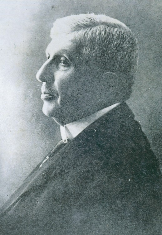 José Júlio da Rocha Abreu. Reproduzido de Homenagem prestada ao Ex.mo Senhor José Júlio da Rocha Abreu (1931). Angra do Heroísmo, Tip. Moderna.
