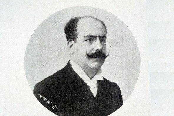 Faustino da Fonseca. Reproduzido de Álbum Açoriano